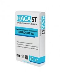 Гидроизоляция обмазочная HAGA ST GIDROCUT W7