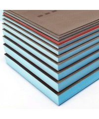 Панель РПГ STYROFOAM DOW Руспанель, 2500x600x100, двухсторонняя