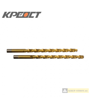 Сверла по металлу удлиненные 10x300mm