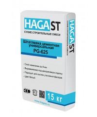 Шпатлевка цементная белая HAGA ST PUTTY PS-625