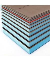 Панель РПГ STYROFOAM DOW Руспанель, 2500x600x12,5, двухсторонняя