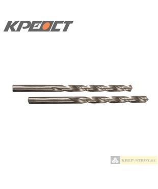Сверла по металлу HSS 10.0mm