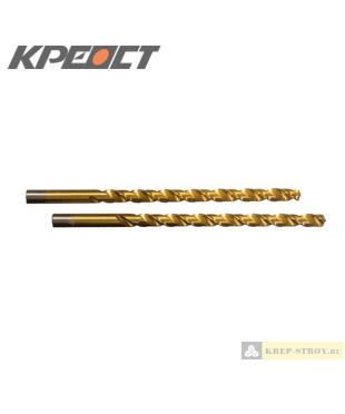 Сверла по металлу удлиненные 4x300mm