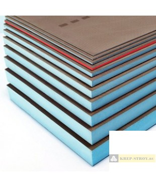 Панель РПГ STYROFOAM DOW Руспанель, 2500x600x20, двухсторонняя